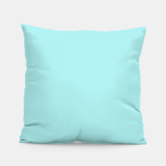 Miniaturka color pale turquoise Pillow, Live Heroes