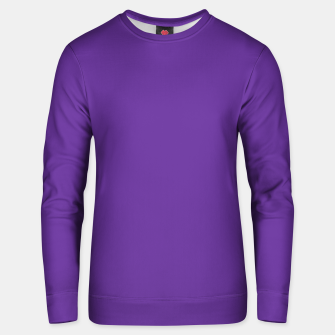 Thumbnail image of color rebecca purple Unisex sweater, Live Heroes