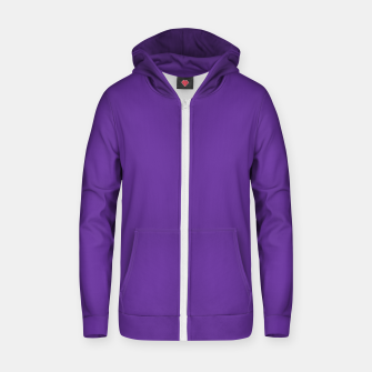 Miniaturka color rebecca purple Zip up hoodie, Live Heroes