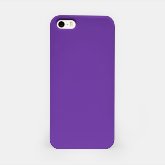 Thumbnail image of color rebecca purple iPhone Case, Live Heroes