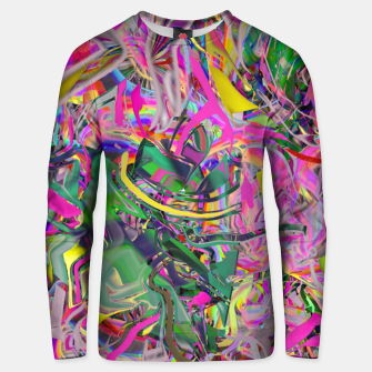 Thumbnail image of pinkotone Unisex sweater, Live Heroes