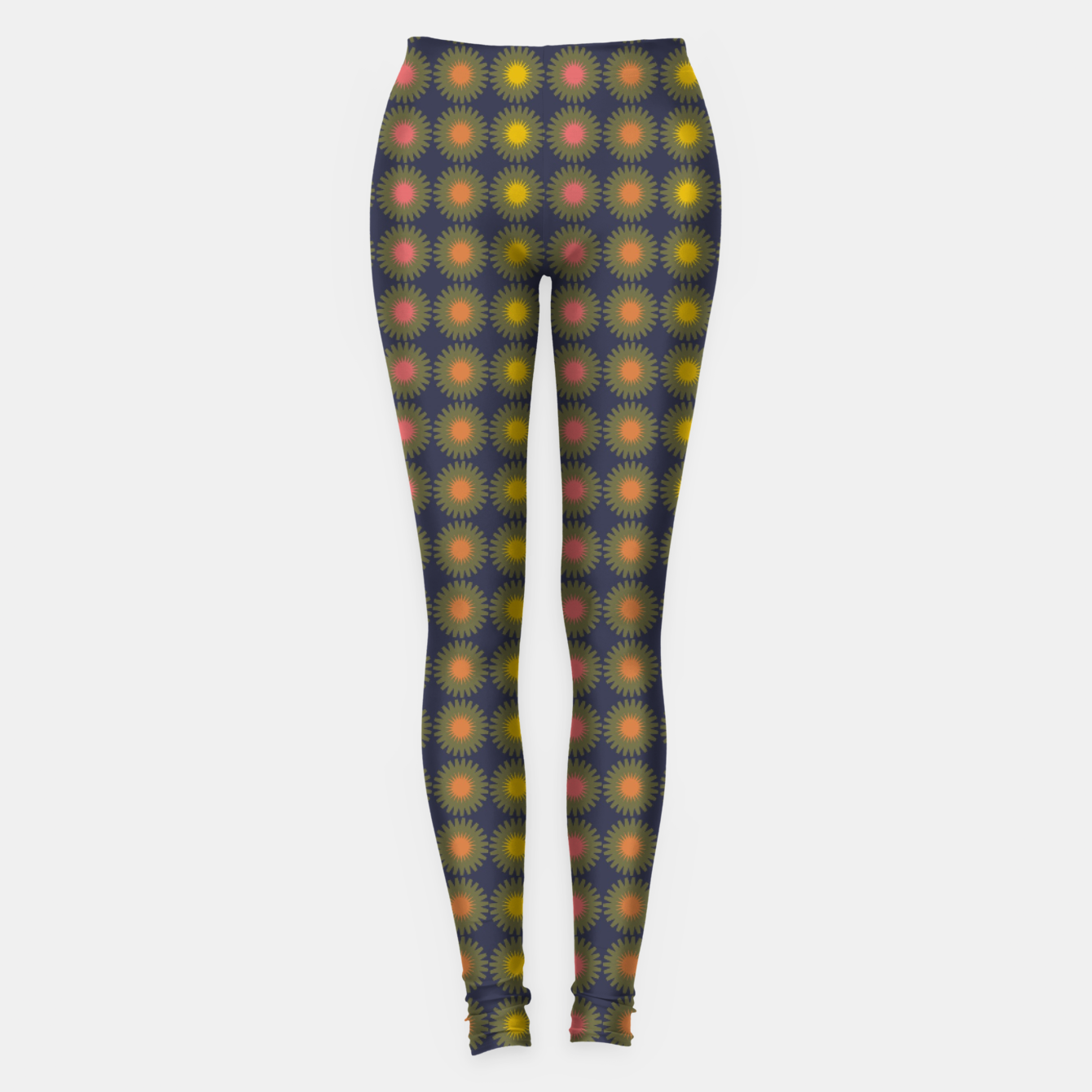 Image of zappwaits oh Leggings - Live Heroes