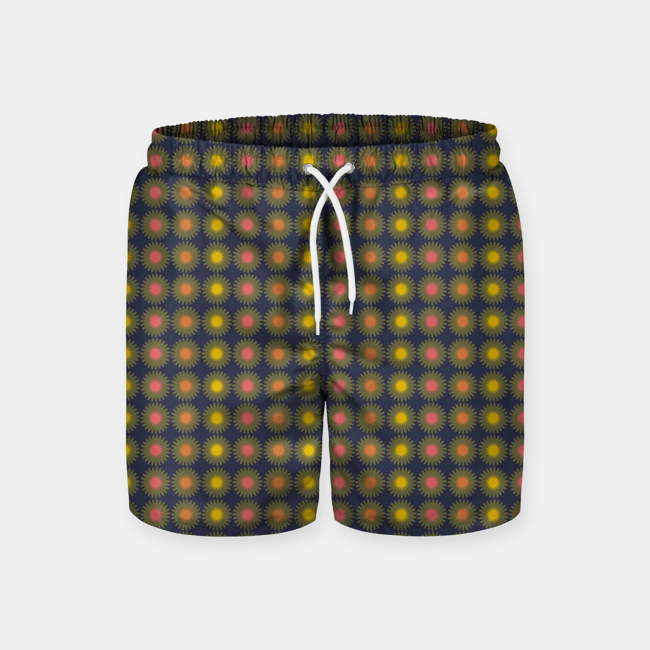 Image of zappwaits oh Swim Shorts - Live Heroes