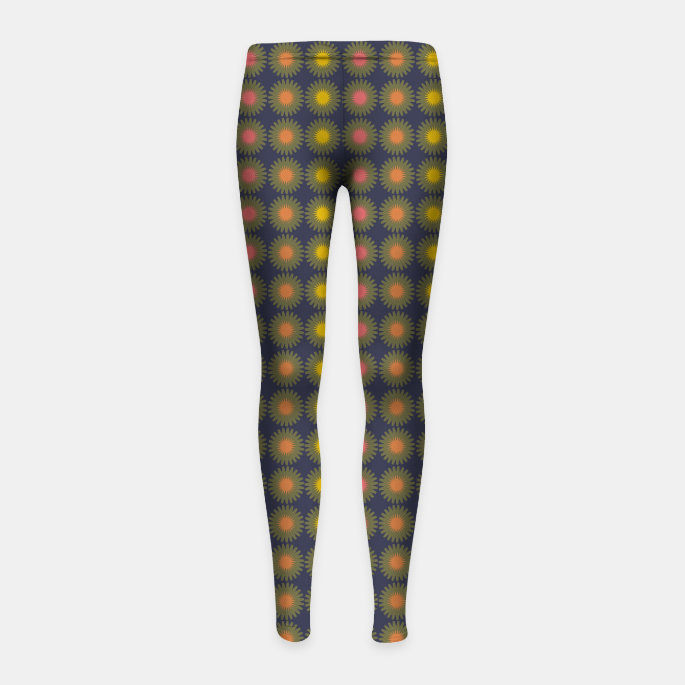Image of zappwaits oh Girl's leggings - Live Heroes