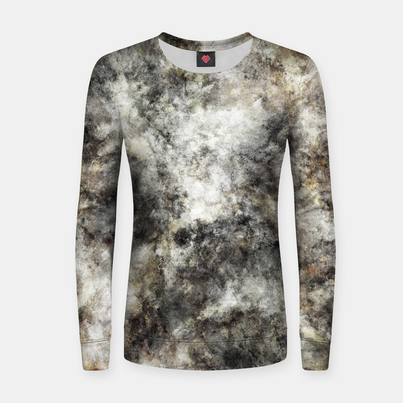 Image of Residue Women sweater - Live Heroes