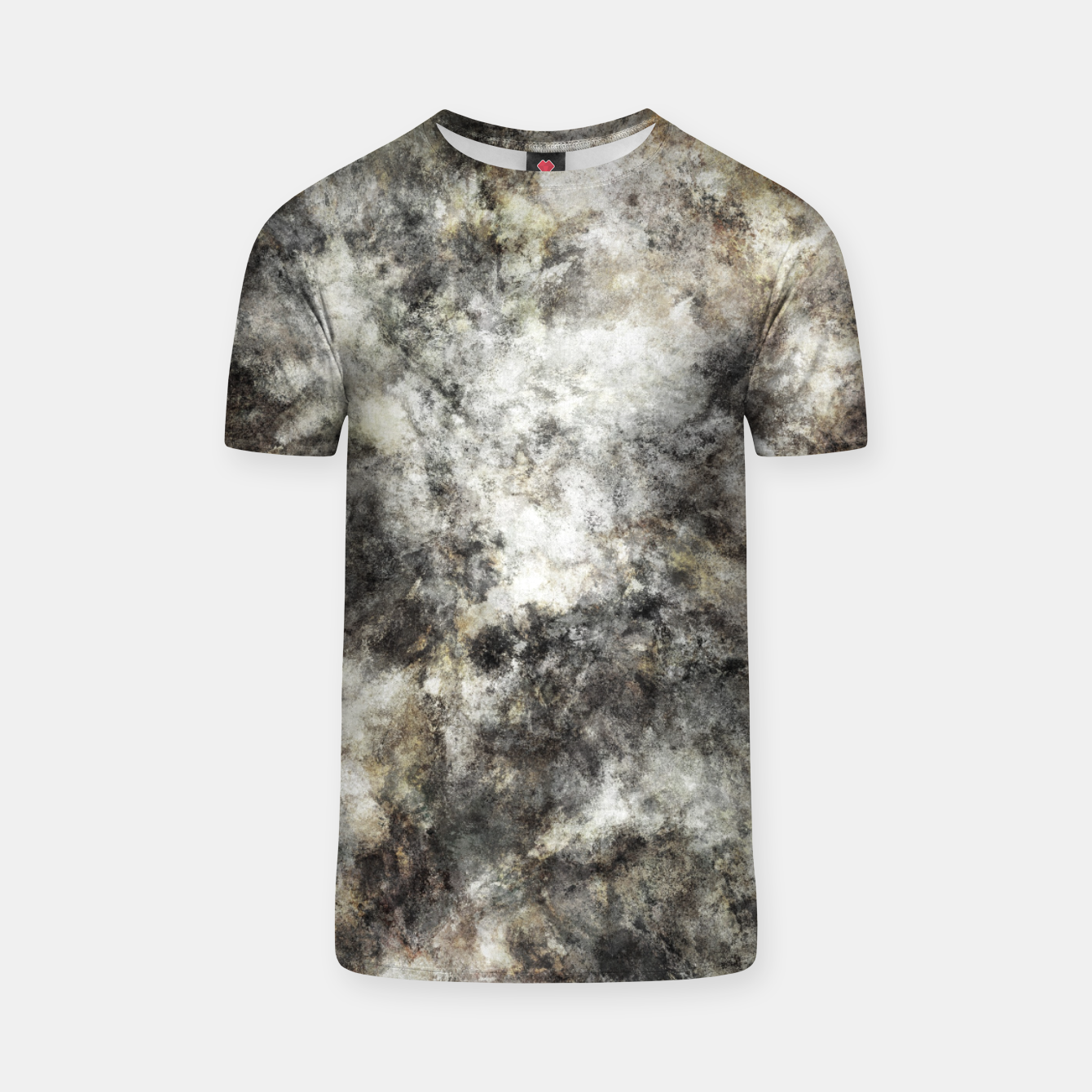 Image of Residue T-shirt - Live Heroes