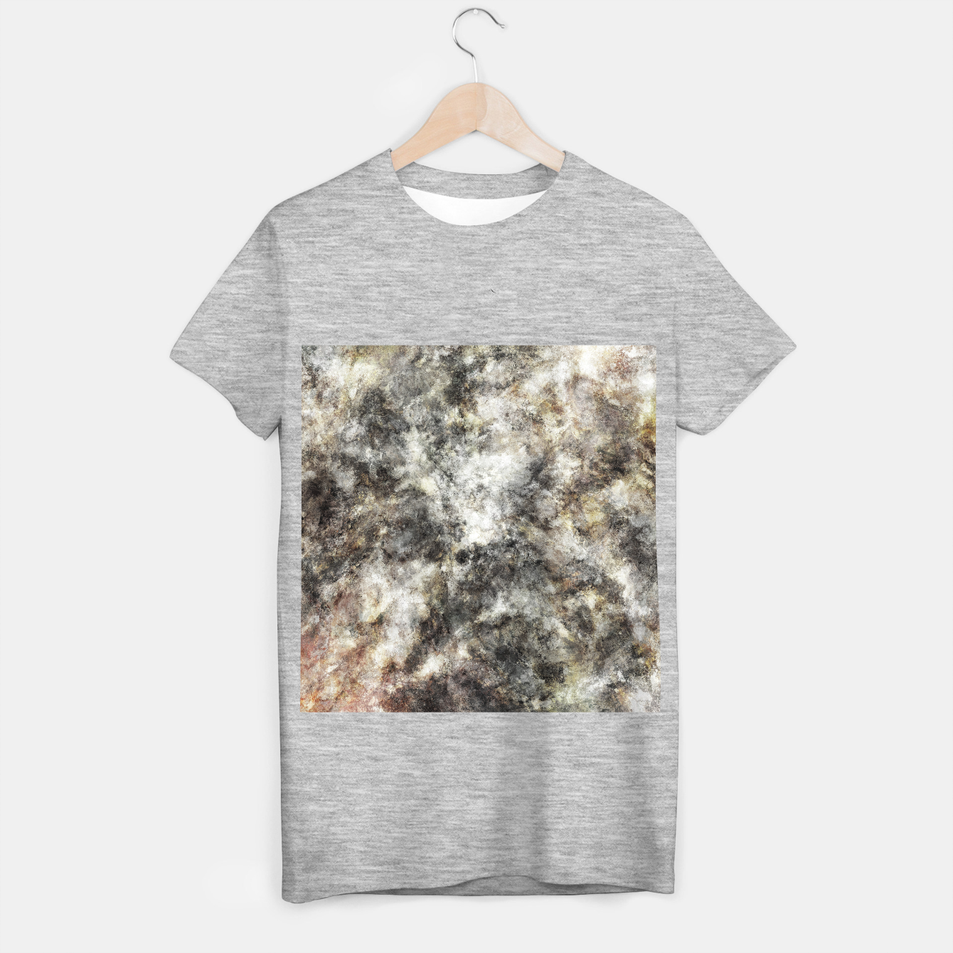 Image of Residue T-shirt regular - Live Heroes