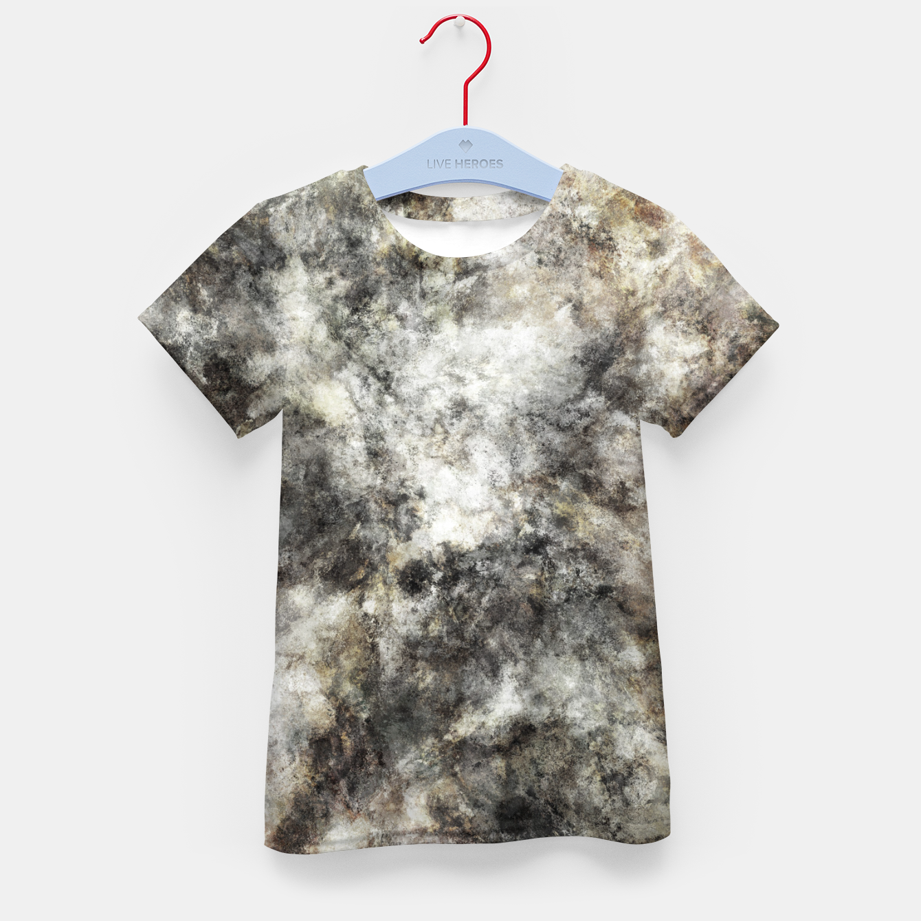Image of Residue Kid's t-shirt - Live Heroes