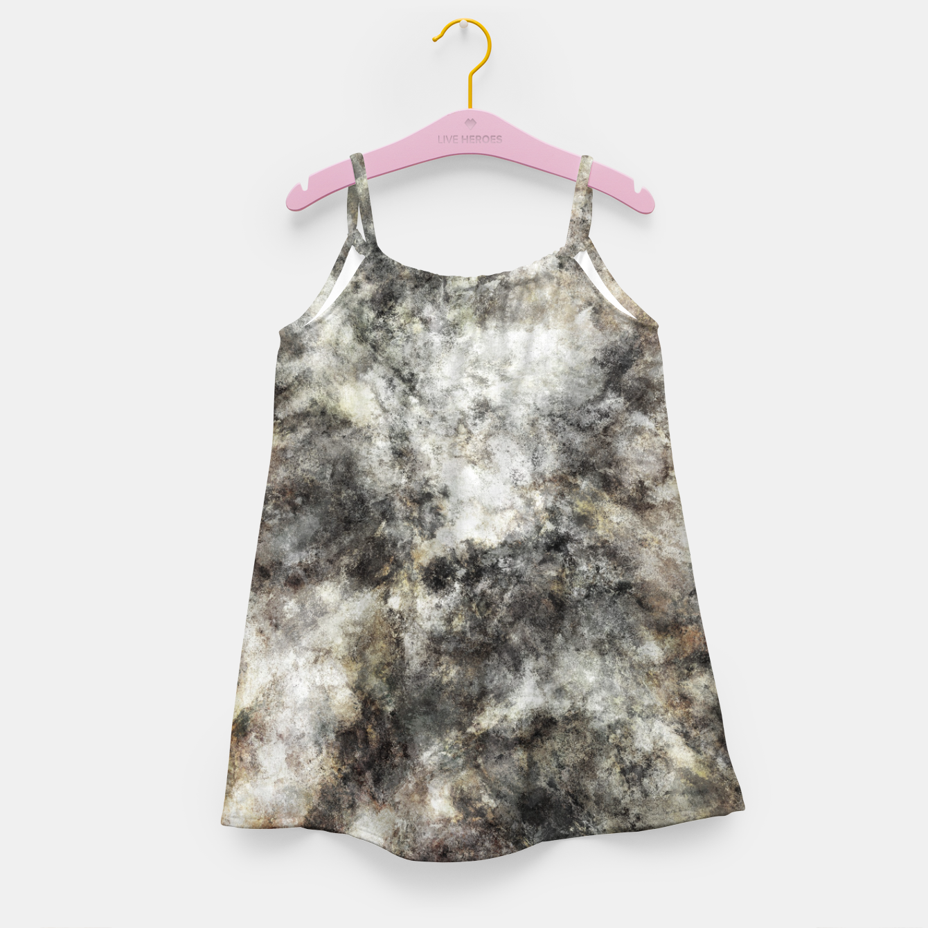Image of Residue Girl's dress - Live Heroes