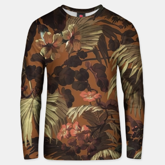 Miniaturka floral Unisex sweater, Live Heroes