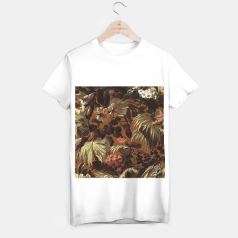 Thumbnail image of floral T-shirt regular, Live Heroes