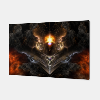 Thumbnail image of Light Of The Dragon Fractal Art Composition Canvas, Live Heroes