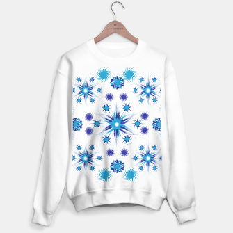 Thumbnail image of blue fantastic stars Sweater regular, Live Heroes
