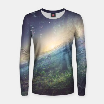 Thumbnail image of My Kingdom For A Star Women sweater, Live Heroes