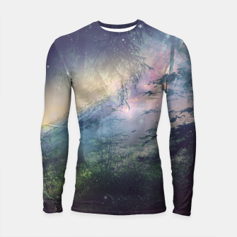 Thumbnail image of My Kingdom For A Star Longsleeve rashguard , Live Heroes