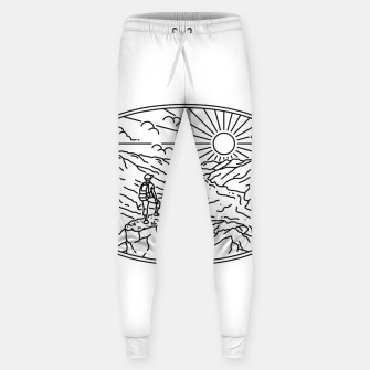 Thumbnail image of Hiker Sweatpants, Live Heroes