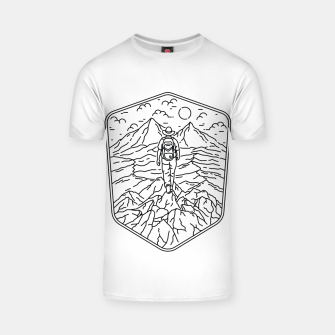 Thumbnail image of Traveler T-shirt, Live Heroes