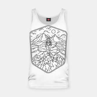 Thumbnail image of Traveler Tank Top, Live Heroes
