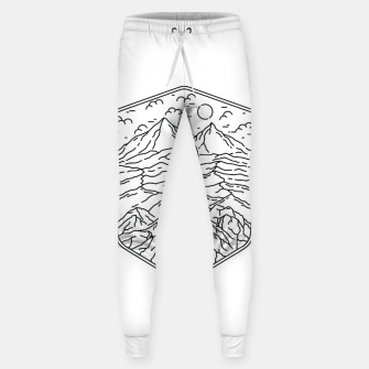Thumbnail image of Traveler Sweatpants, Live Heroes
