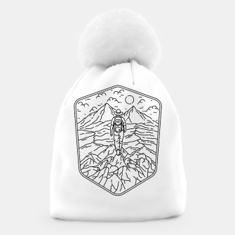Thumbnail image of Traveler Beanie, Live Heroes
