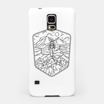 Thumbnail image of Traveler Samsung Case, Live Heroes
