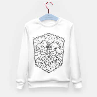Miniatur Traveler Kid's sweater, Live Heroes