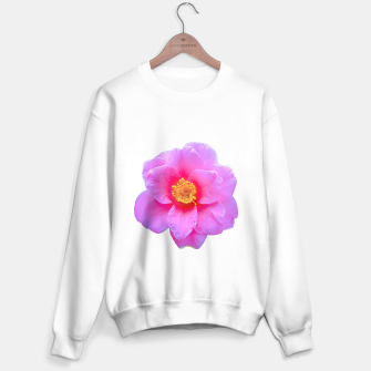 Thumbnail image of Beauty Violet Flower Photo Print Sweater regular, Live Heroes