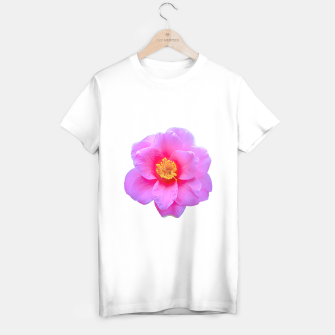 Thumbnail image of Beauty Violet Flower Photo Print T-shirt regular, Live Heroes