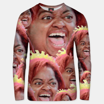 Thumbnail image of The Princess Sudadera unisex, Live Heroes