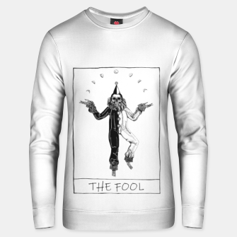 Thumbnail image of The Fool Tarot Bluza unisex, Live Heroes