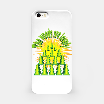 Imagen en miniatura de The woods are lovely iPhone Case, Live Heroes