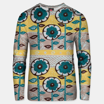 Thumbnail image of Flowers no 1 Unisex sweater, Live Heroes