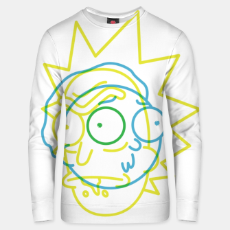 Thumbnail image of Rick and Morty Bluza unisex, Live Heroes