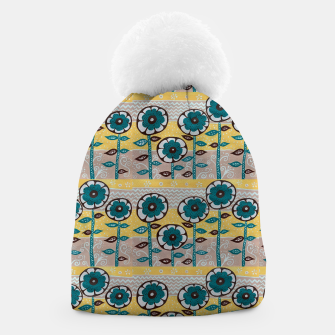 Thumbnail image of Flowers no 1 Beanie, Live Heroes