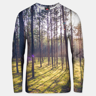 Thumbnail image of forest sun Bluza unisex, Live Heroes
