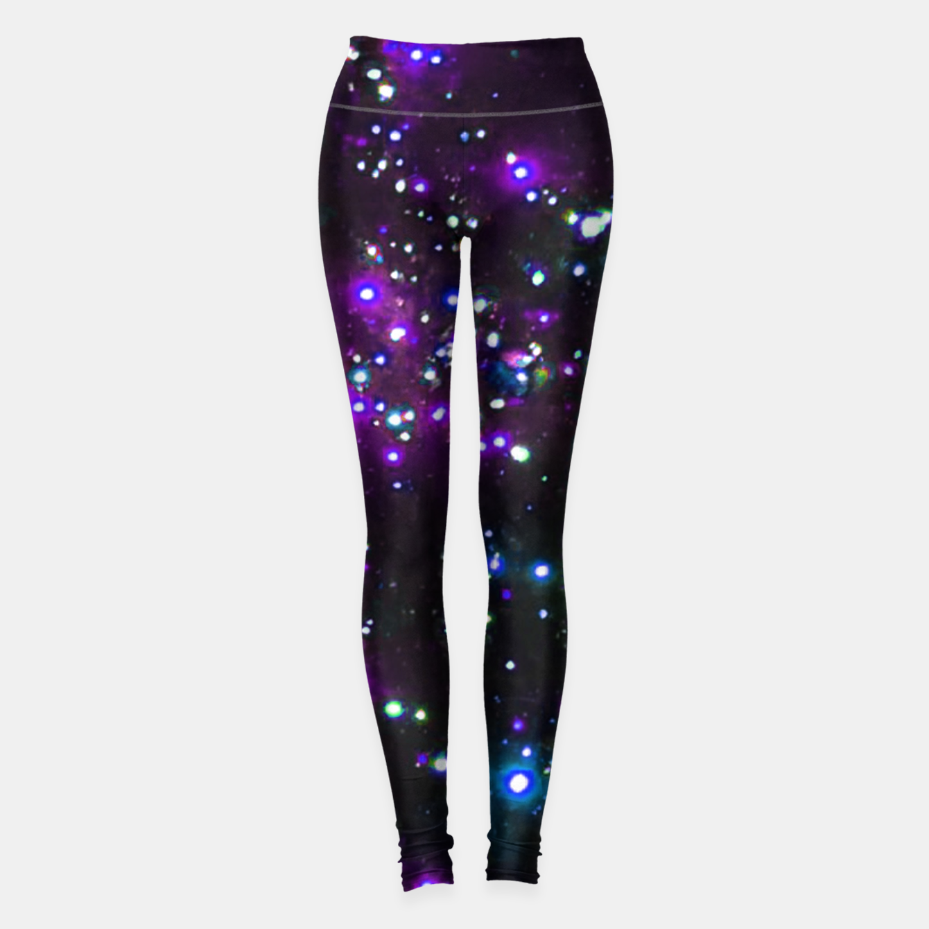 Image de Cool Galaxy Leggings - Live Heroes