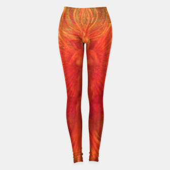 Thumbnail image of Phoenix Rising Leggings, Live Heroes