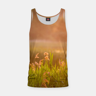 Thumbnail image of Narew sunset Tank Top, Live Heroes