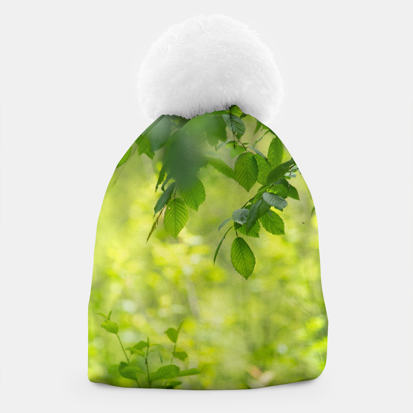Image of Spring leafs Czapka - Live Heroes