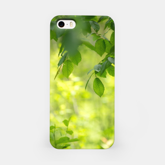 Thumbnail image of Spring leafs Obudowa iPhone, Live Heroes