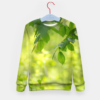 Thumbnail image of Spring leafs Bluza dziecięca, Live Heroes