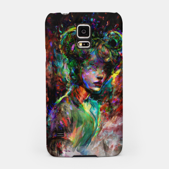 Thumbnail image of capricorn zodiac sign Samsung Case, Live Heroes