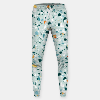 Thumbnail image of Mint Terrazzo Sweatpants, Live Heroes