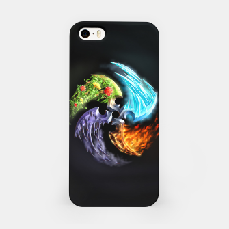 Thumbnail image of Elemental blades iPhone Case, Live Heroes