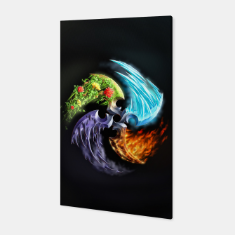 Thumbnail image of Elemental blades Canvas, Live Heroes