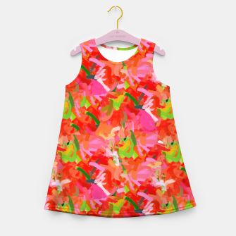 Thumbnail image of Preconceived Blossom Girl's summer dress, Live Heroes