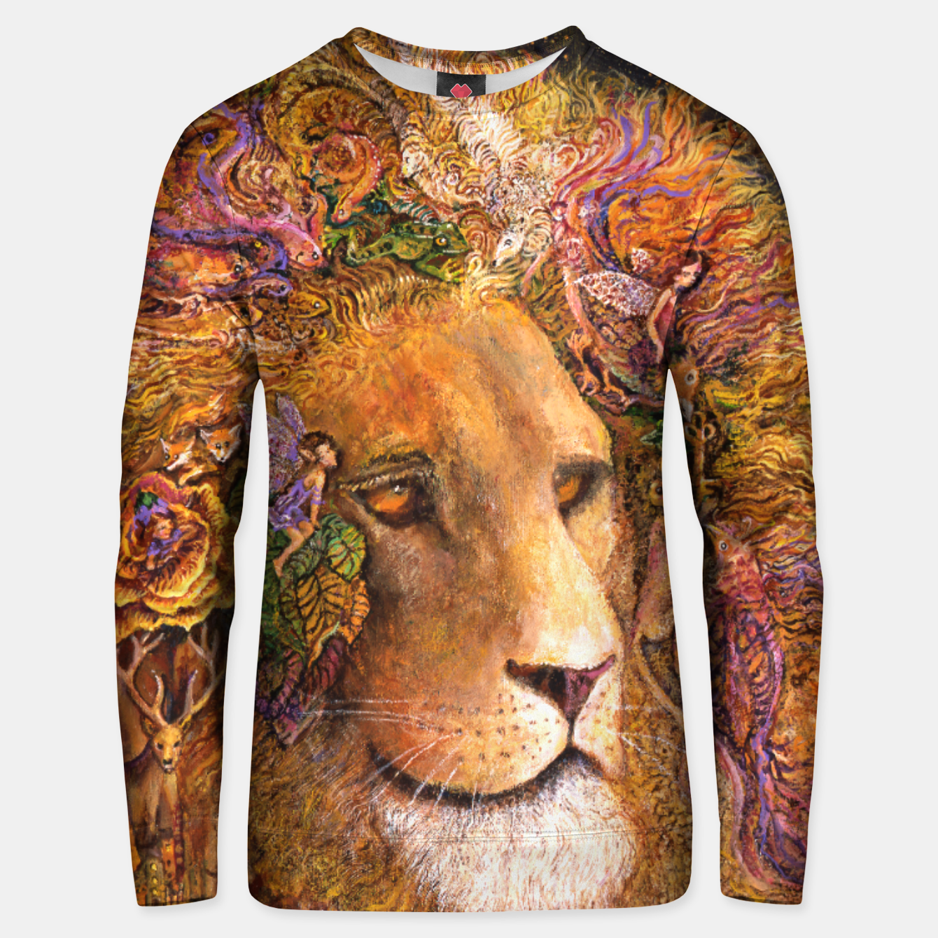 Image of Magical Mane Unisex sweater - Live Heroes