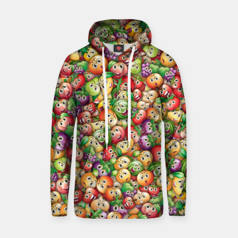 Thumbnail image of Crazy fruits Hoodie, Live Heroes
