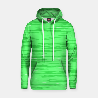 Thumbnail image of Fresh neon green fibers, abstract rainfall, natural colors, forest theme Hoodie, Live Heroes
