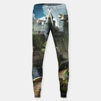 Thumbnail image of Abandoned fortress Sweatpants, Live Heroes